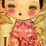 """""""20100718 Angel Of Joy"""" by danitaart"""