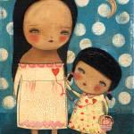 """20100501 We Share A Heart"" by danitaart"