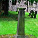 """""""Sundial in St Leonard"""