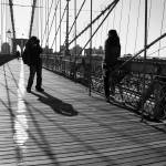 """Brooklyn Bridge Photographer"" by ror908"