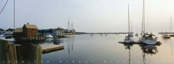 Early Dawn in Rockport Harbor