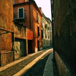 """A Road in Verona Italy"" by LynnRoebuck"