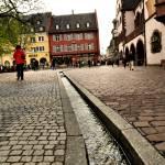 """""""Die Bächle in Freiburg"""" by LynnRoebuck"""