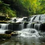 """""""Busby Falls"""" by LynnRoebuck"""