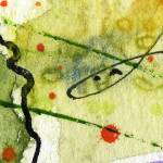 """""""Modern Abstract Tallskinni #6 by Ginette"""" by GinetteCallaway"""