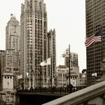 """Chicago Tribune"" by SanjayNayar"