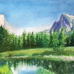 """Yosemite"" by Kirillie"