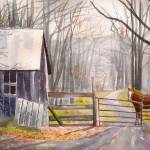 """November in Vermont"" by Kirillie"
