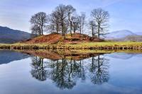 River Brathay Reflections - The Lake District