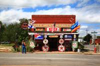 Route 66 - Sandhills Curiosity Shop