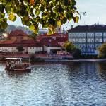 """Vltava River - Prague"" by annayanev"