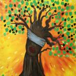 """Blind Faith-Tree of Life"" by blindfaithfineart"