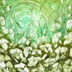 """""""landscape white flowers"""" by modernhouseart"""