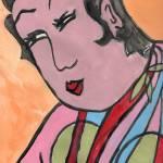 """""""Edo Beauty, Art inspired by Japanese textiles de"""" by schulmanart"""