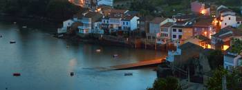Fishermen's Town of Redes, Ria de Ares