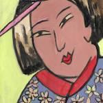 """Chopsticks, Japanese Inspired Art"" by schulmanart"
