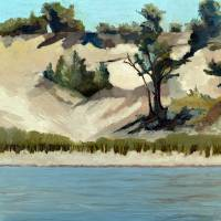 """Lake Michigan Dune"" by Michelle1991"