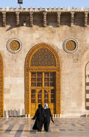 Women in the Umayyad Mosque