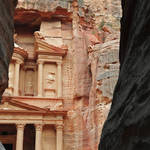 """The Treasury in Petra"" by jcarillet"