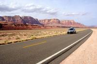 Arizona Road Trip Along Vermilion Cliffs