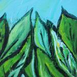 """""""Gingerly, detail (leaves)"""" by sondrasula"""