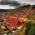 """""""Mirador Killi Killi - La Paz, Bolivia"""" by istimuli"""