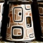 """""""Abstract Pots"""" by Tiffibunny"""