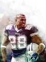 Darren Woodson Dallas Cowboys Safety