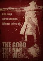 The Good The Bad The Weird Movie Poster
