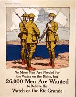 WW 1 RECRUITING POSTER