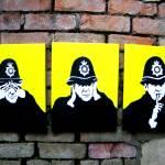 """3 Policemen"" by DanGuy"
