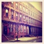 """Pine Brownstone"" by streetlevel"