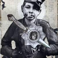 Theodore Art Prints & Posters by Calluna Dellamorte