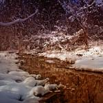 """Snow Creek"" by garthglazier"