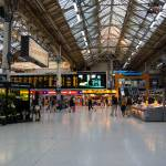"""London - Victoria Station"" by agiordano"