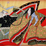 """Japanese Textile Art"" by eenabo"