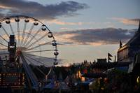 Evening at the Fair!