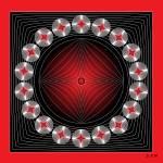 """Fleuron Composition No 234"" by AlanBennington"