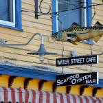 """Water Street Cafe"" by eshramko"