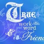 """""""True Blue"""" by 2dogstudio"""