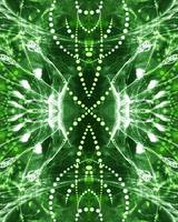 Abstract Green I