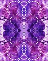 Abstract Violet I