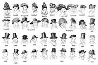 History of Men's Hats