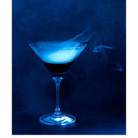 """blue martini"" by Pete Rems"