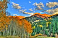 Mountain Beauty of Fall