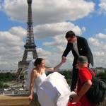 """Eiffel Weds ....."" by ginaspics"