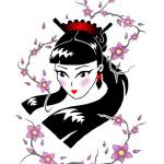 """classic_Geisha_by_picsi"" by janecandy"