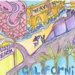 """Mission Beach, San Diego"" by SachinMehta"