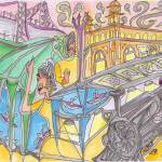 """Baroda Junction"" by SachinMehta"