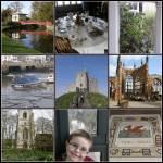 """""""UK 2011 Mosaic"""" by carolmunrophotoart"""